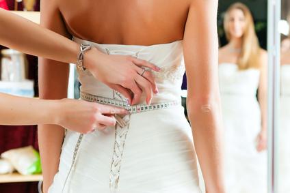 Brautkleider und Massanfertigung bei Liana