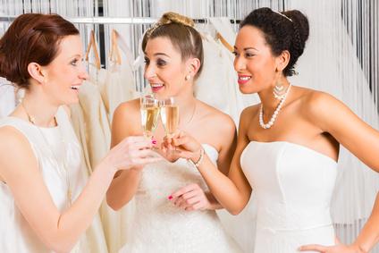 Brautkleider Schnitte