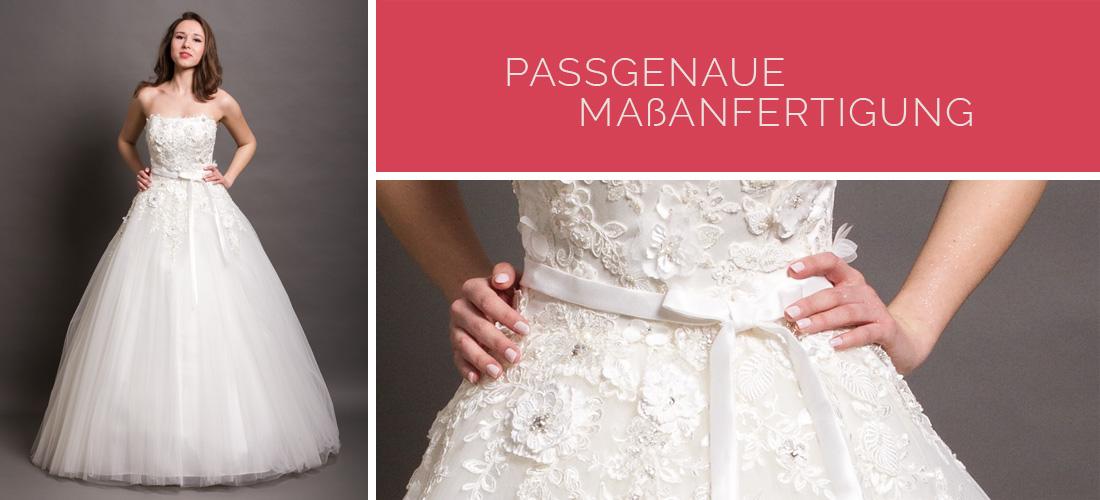 Liana Brautkleider bietet für jede Größe das Passende Brautkleid